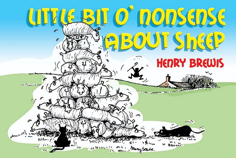 Little Bit O'Nonsense About Sheep - Old Pond Publishing